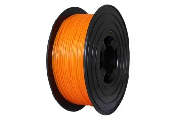 PLA 1,75mm - Orange trasparent- B-Ware