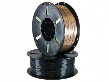 PLA+ Shiney Silk Unicolor 1,75mm 3D Drucker Filament 1kg