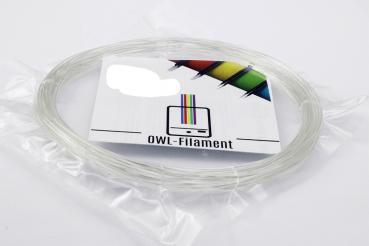 PLA 1,75mm - Transparent - 50 Gramm Probe