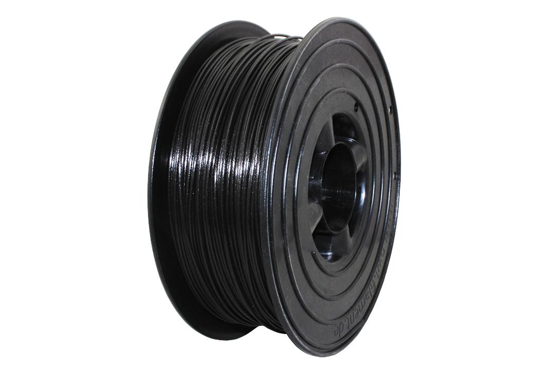 pla 1 75mm schwarz metallic wir produzieren hochwertige 3d drucker filamente. Black Bedroom Furniture Sets. Home Design Ideas