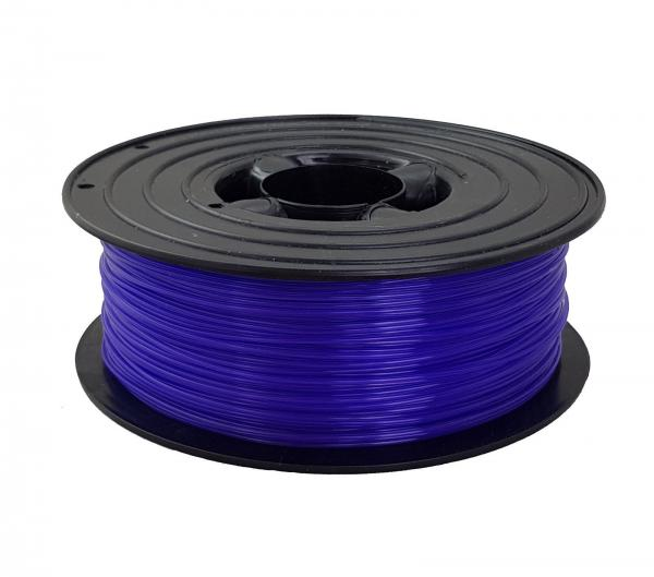 PLA 1,75mm - Blue transparent
