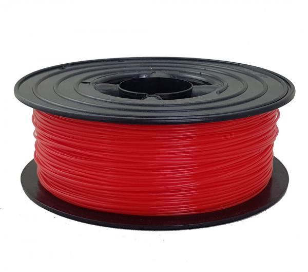 PLA 1,75mm - Red transparent