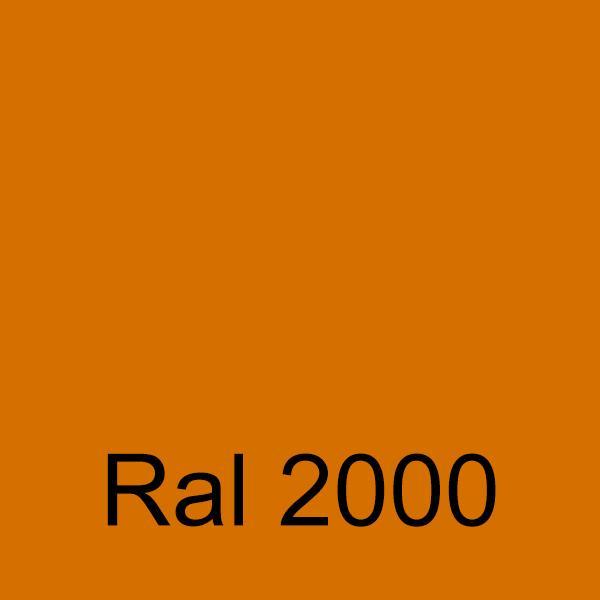 TPU 1,75mm - Orange RAL 2000 / D 58 Shore - OWL-Filament
