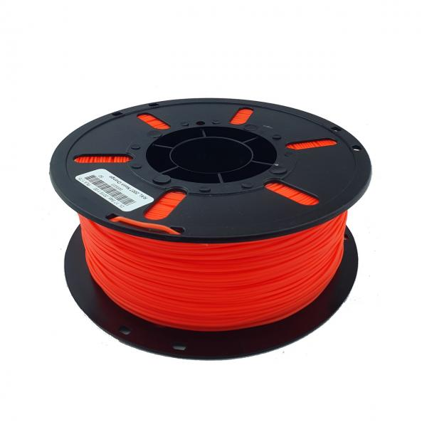 PLA 1,75mm - Neon Orange (RAL 2005 Leuchtorange)